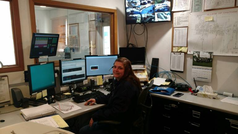 New Dispatcher Hired